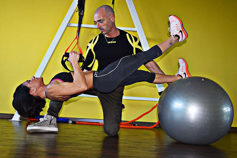 Walter Alessio Istruttore Functional Training