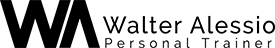 Walter Alessio Personal Trainer Rovigo Logo