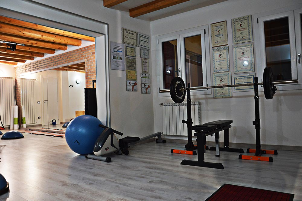 Walter Alessio Personal Trainer - Lo Studio
